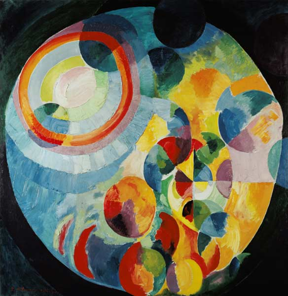 Rober Delaunay - Page 3 Soleil-et-Lune