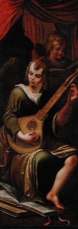 Lute player