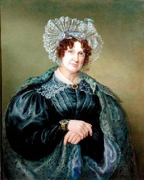 Portrait of Mrs. Ellen Sharples (1769-1849)