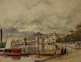 View of Lucerne