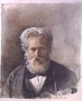 Self Portrait, 1890