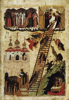 Heavenly ladder of St. John Climacus