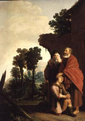 Bray, Salomon de : The Prodigal Son