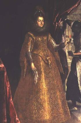 Portrait of Giulia, wife of Cesare D'Este