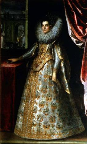 Portrait of Laura d'Este (pair of 78786)