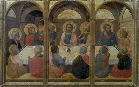 Sassetta / The Last Supper / Painting