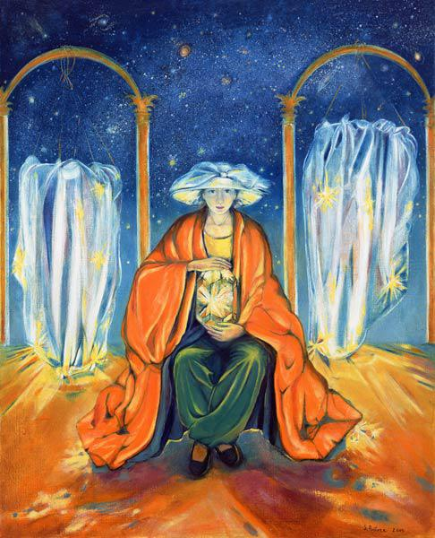 Starcatcher, 2005 (oil on canvas)