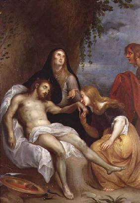 The Lamentation (panel)
