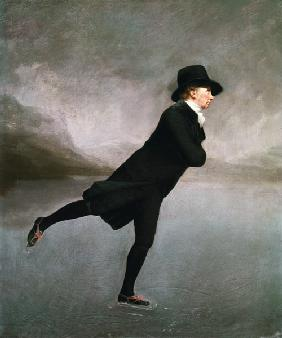 The Reverend Robert Walker Skating on Duddingston Loch