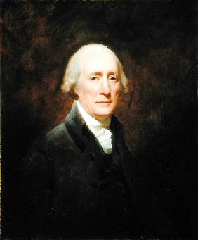 Portrait of Henry Mackenzie (1745-1831) oil on canvas)