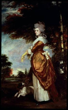 Mary Amelia, 1st Marchioness of Salisbury (1750-1835)