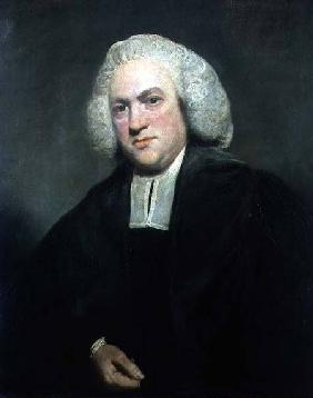 Portrait of Dr Joseph Warton (1722-1800) Critic