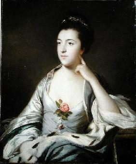 Portrait of Lady Juliana Dawkins