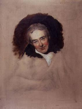 Portrait of William Wilberforce (1759-1833) by George Richmond (1809-96)