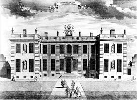 View of Marlborough House in Pall Mall, Westminster