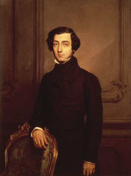 an analysis of the philosophy of the individual by adam smith and alexis de tocqueville