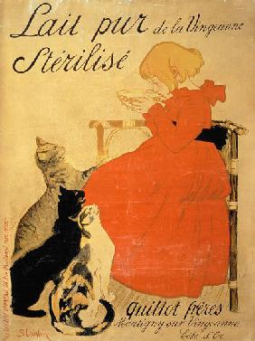 'Pure Sterilized Milk from La Vingeanne'