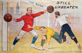 The Boro Still Unbeaten