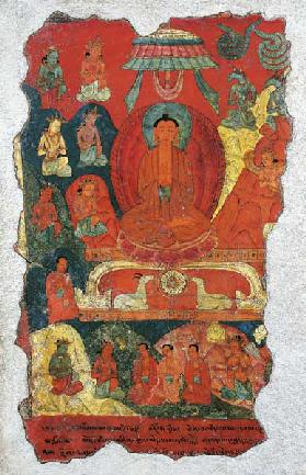 The First Sermon of Buddha