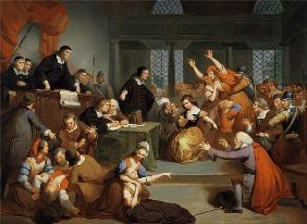 The Trial of George Jacobs, 5th August 1692