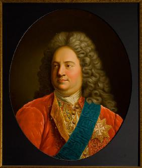 Baron Peter Pavlovich Shafirov (1669-1739), vice-chancellor of Peter the Great