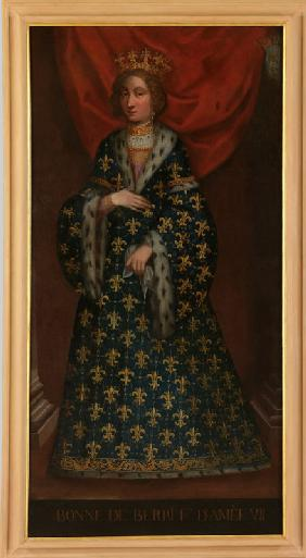 Bonne of Berry (1365-1435), Countess of Savoy