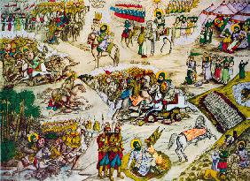The Battle of Karbala