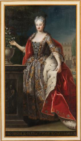 Anne Christine of Sulzbach (1704-1723)