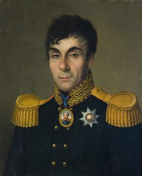 Portrait of the General, Count Alexey Arakcheyev (1769-1834)
