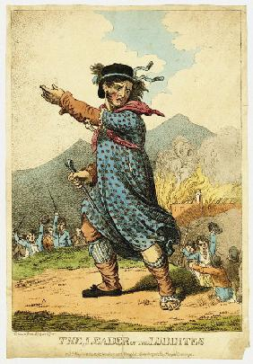 The Leader of the Luddites