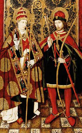 Saints Fabian and Sebastian
