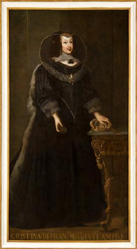 Christine Marie of France (1606-1663), Duchess of Savoy