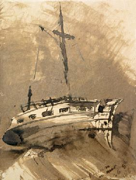 A Ship in Choppy Seas