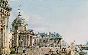 View of the College des Quatre Nations, Paris, c.1810