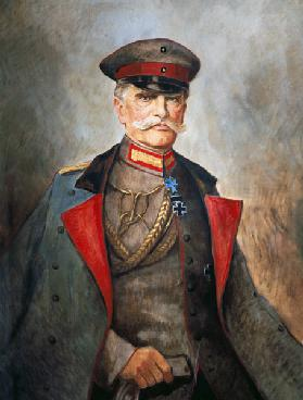 General August von Mackensen, c.1916
