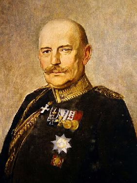 General Helmuth von Moltke the Younger, c.1916