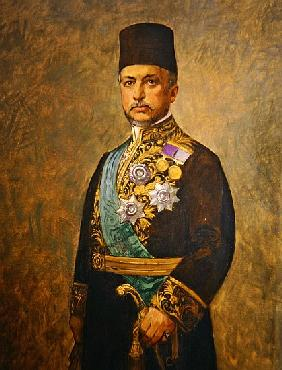 Grand Vizier Said Halim Pasha, c.1916