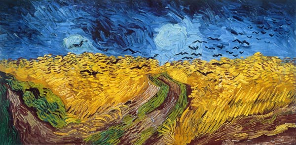 Amsterdam, Rijksmuseum Vincent Van Gogh
