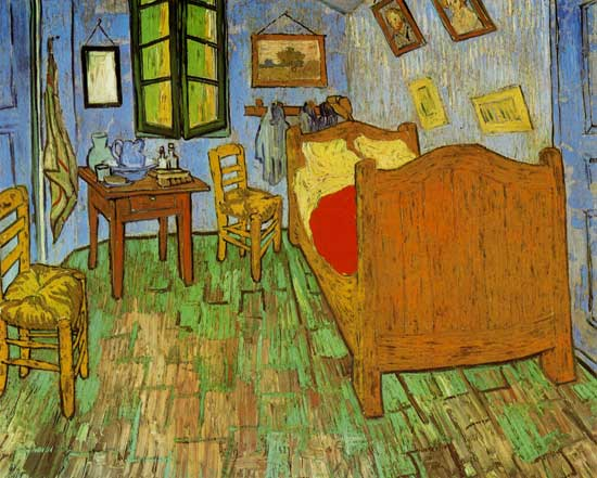 van gogh 39 s bedroom at arles vincent van gogh as art print or hand
