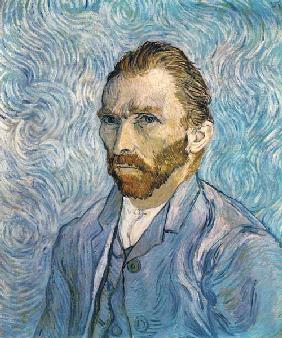Vincent van Gogh, Self-portrait 1889/90