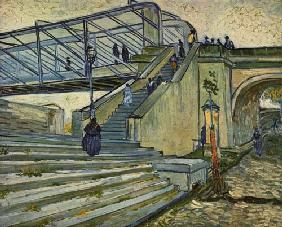 The bridge of Trinquetaille