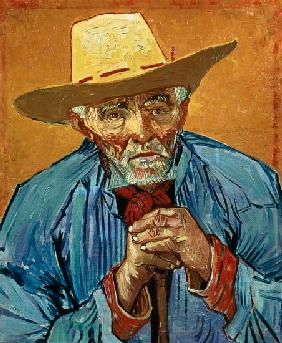 Old Peasant (Patience Escalier)