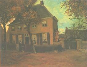 The vicarage in Nuenen