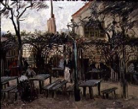 Pleasure Gardens at Montmartre