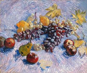 v.Gogh /Grapes,Lemons,Pears,Apples /1887