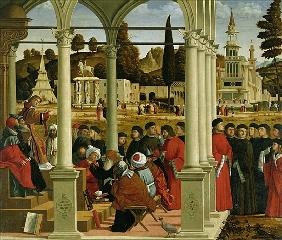 Debate of St. Stephen