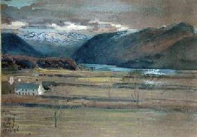 Derwent Water, from Crosthwaite