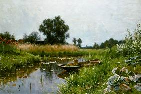 Idyll at the water