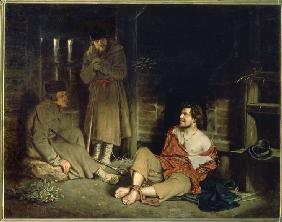 An Arrant Knave (Arrested person)