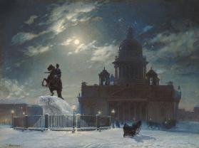 St.Petersburg, Isaac Cathedral